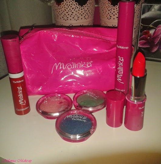 La mia pochette Malinka Make-up