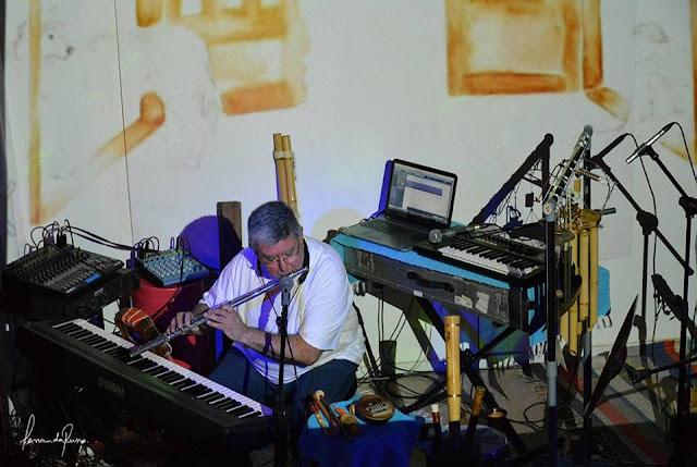 Iguape Verão 2017, traz a oficina do músico Zé Renato