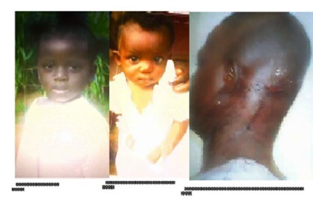 Shocking! Unknown Gunmen Attack Family, Disappear With 2 Innocent Kids in Imo State (Photo)
