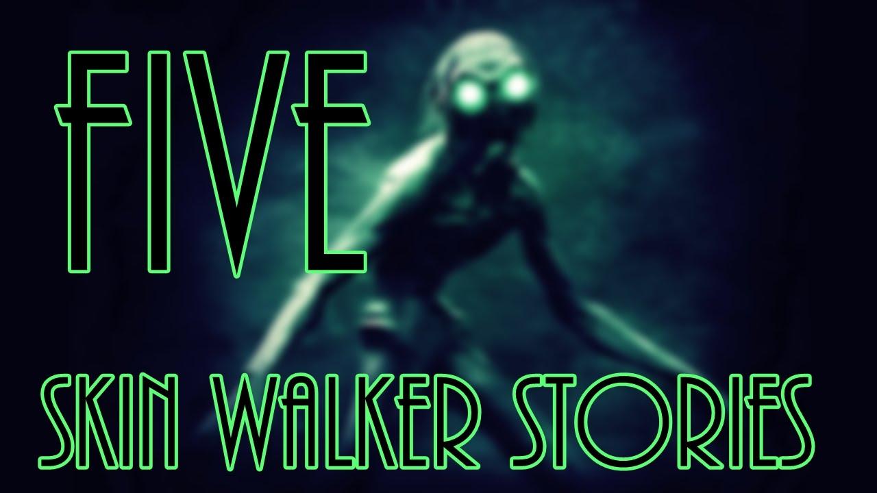 Five Scary Skinwalker Stories! | The Fortean Slip