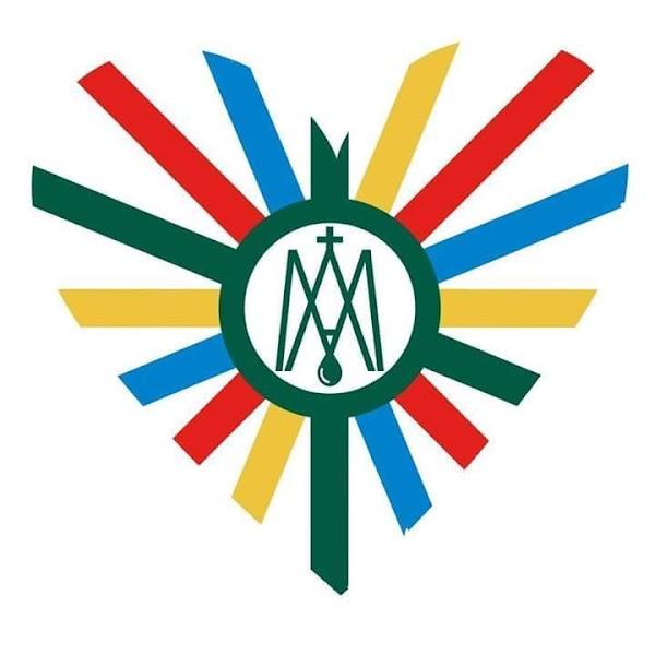 Así es el logo de la Magna Rociera de Huelva