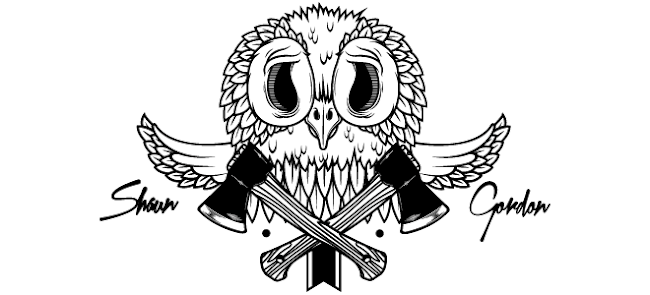 Shaun Gordon: New Owl Prints..........