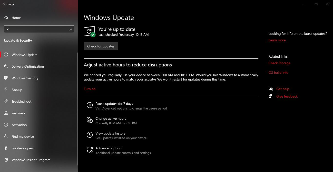 Atasi File Explorer Error Dengan Windows Update