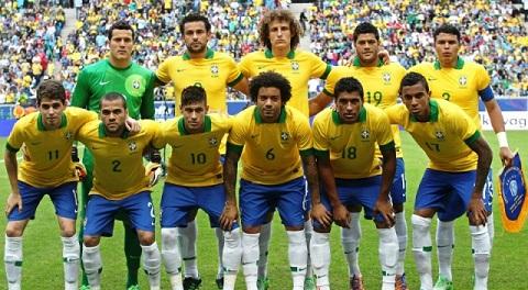 Đội hình tham dự World Cup 2014 của Brazil