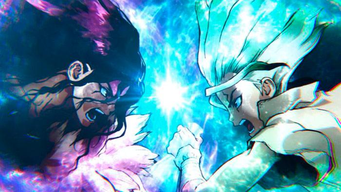 Dr. Stone anime - temporada 2