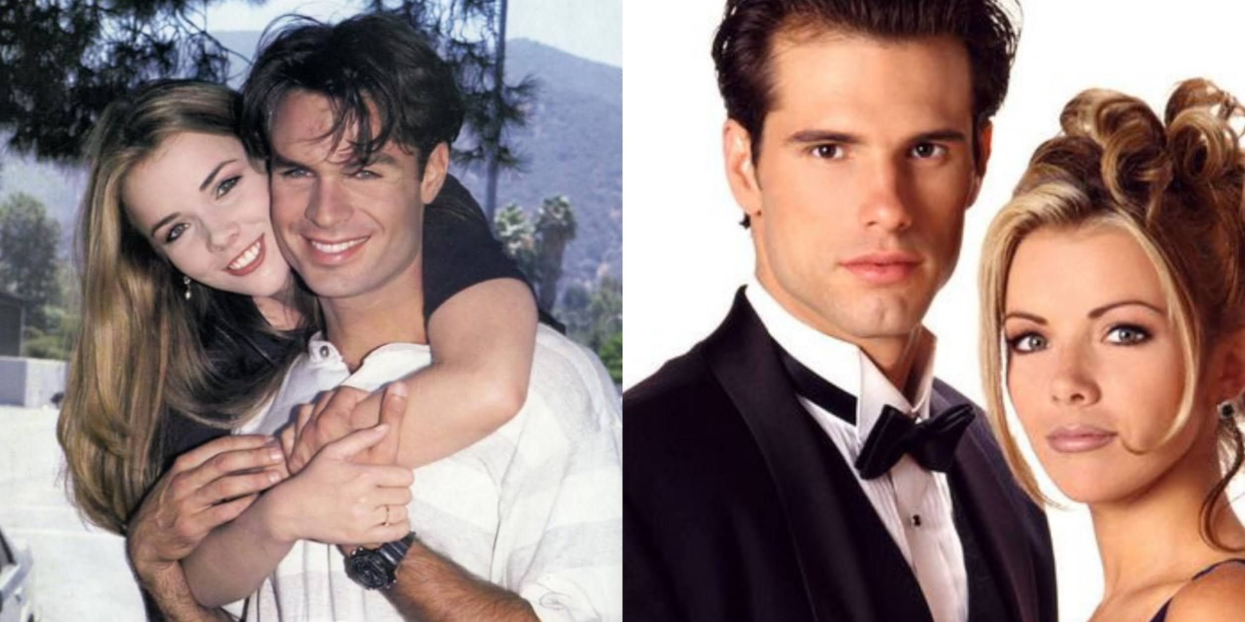 Top 10 Soap Supercouples Of The 90s Soap Opera News