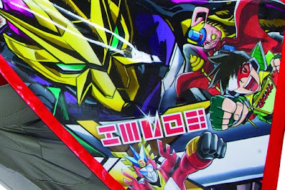 Kamen Rider Saber Dragon Televi-Kun Form
