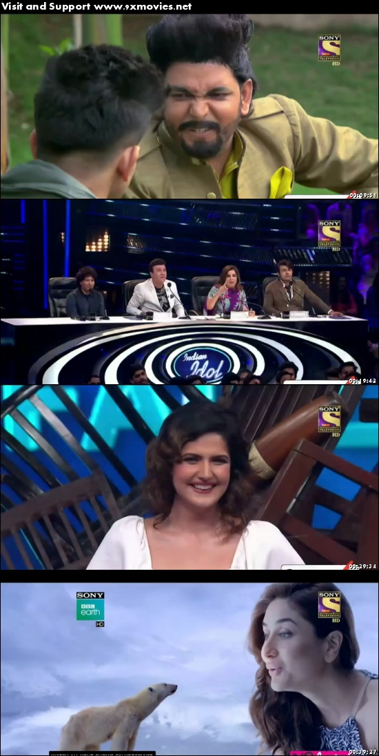 Indian Idol 11 March 2017 HDTV 480p 200MB