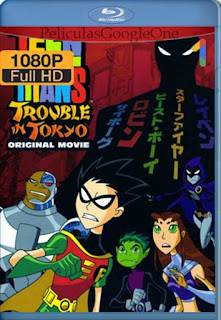 Los Jovenes Titanes: Mision Tokio [1080p BRrip] [Latino-Inglés] [GoogleDrive] LaChapelHD