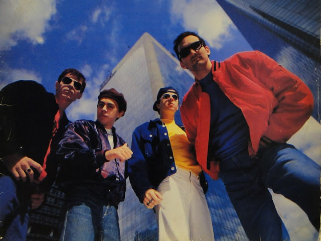 """Capa do disco """"Estação Primeira"""", da banda Gueto, lançada em 1987, pela Warner Music (Foto: Divulgação)"""