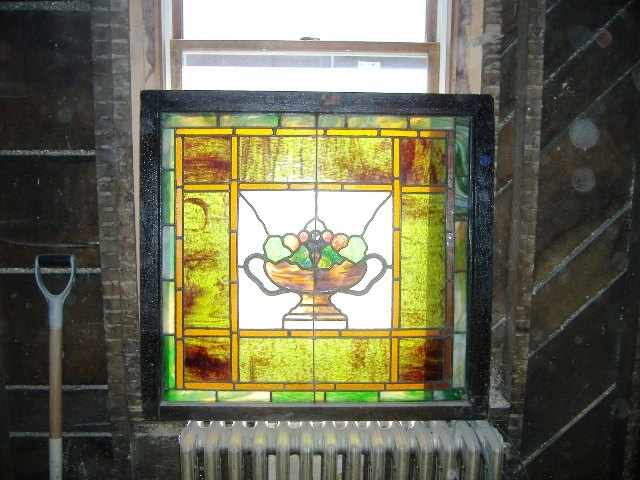 Used Stained GLASS WINDOWS for Sale