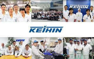 PT KEIHIN Indonesia - Operator Produksi