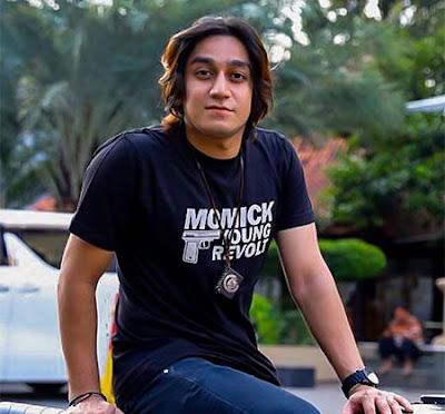 Sanjid Azero Foto Terbaru