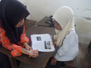 Sekolah di Lapa Laok