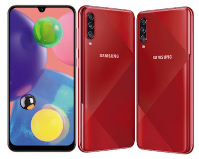 Samsung Galaxy A70s with 64MP triple rear camera, Snapdragon 675 launched in India for Rs 28999