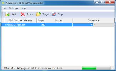 ADVANCED PDF TO IMAGE CONVERTER 1.9 + CRACK