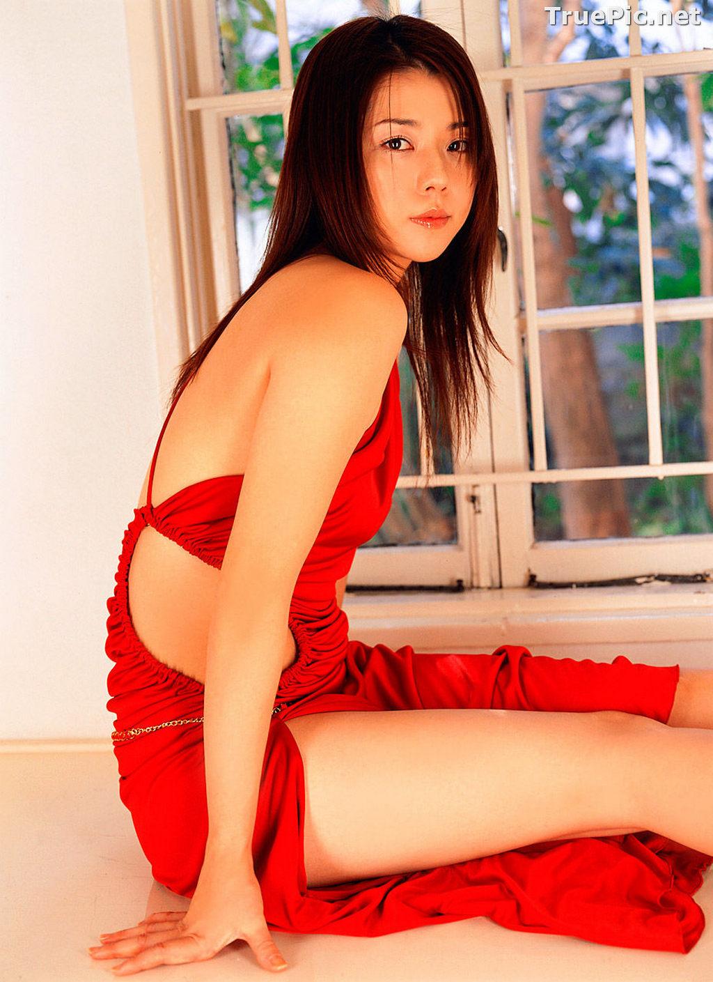 Image Japanese Tarento and Gravure Idol - Miho Yoshioka - Secret Colors Photo - TruePic.net - Picture-7