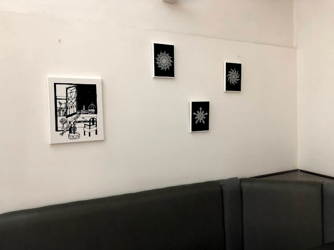 フィレンツェの展示作品を追加してきた日記