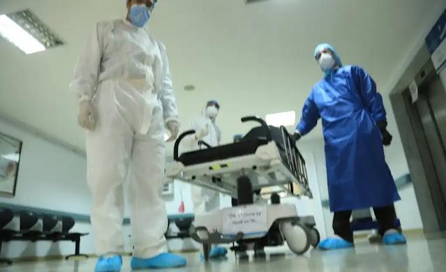 تسجيل 8216 حالة إصابة جديدة بفيروس كورونا و 115 حالة وفاة