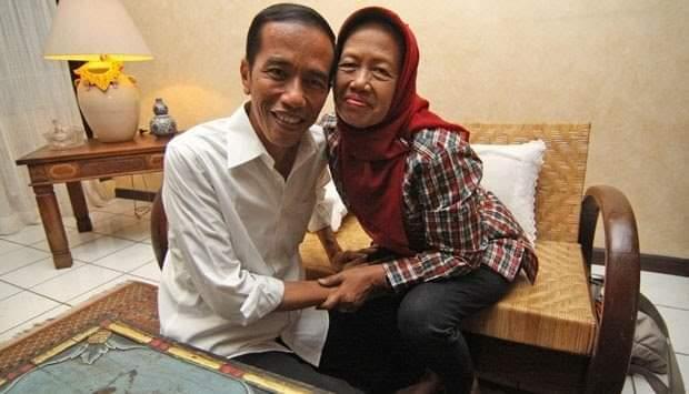 Ibunda Presiden Jokowi, Sujiatmi Notomiharjo Tutup Usia di Solo