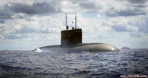 Submarine Hai Doku