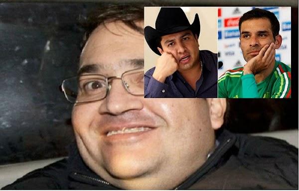Javier Duarte saldrá de la prisión muy pronto pero mientras nos distraen con Márquez y Julión