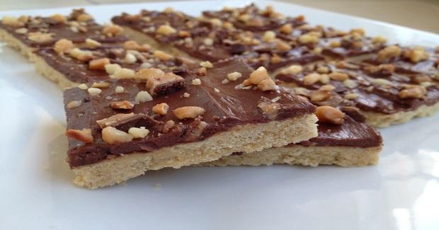 Chocolate Cream Cheese Cookie Bars Recipe