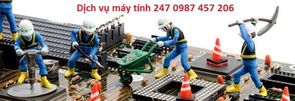 Dịch vụ sửa chữa main máy tính tại nhà