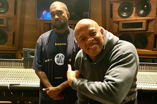 "Kanye West & Dr Dre's New Unreleased Album Is For ""God"""