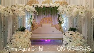 Selamat datang ke Cinta Ayuni Bridal