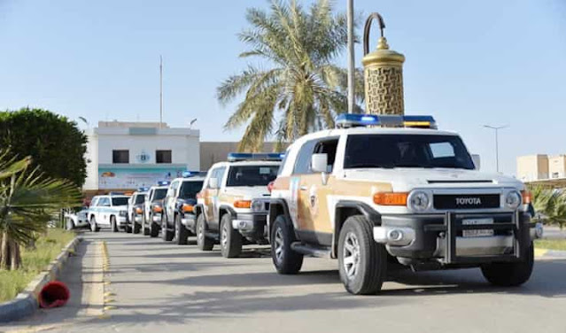 Saudi Police arrested 5 Expats with 300,000 Riyals on Fraud Text Messages - Saudi-Expatriates.com