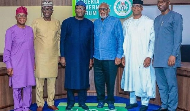 S/West governors condemn attempted lynching of Gov Oyetola, accuse opposition politicians of hijacking EndSARS protest