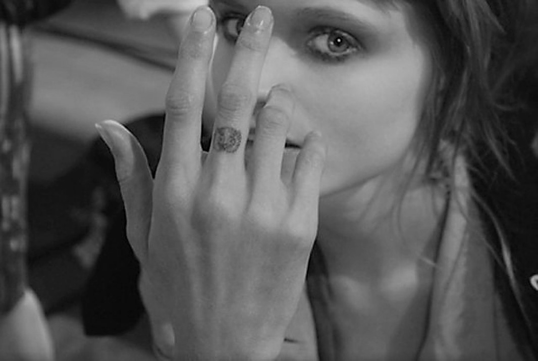 TINY TATTOO ABBEY LEE