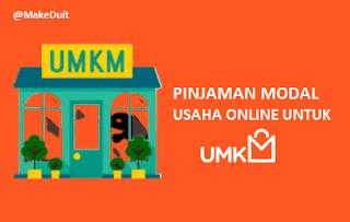 Rekomendasi Pinjaman Modal Usaha Online UMKM