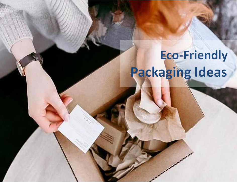 Ship Orders Sustainably with These 6 Eco-Friendly Packaging Ideas