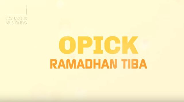 Download Video Lagu Ramadhan Tiba dan Liriknya