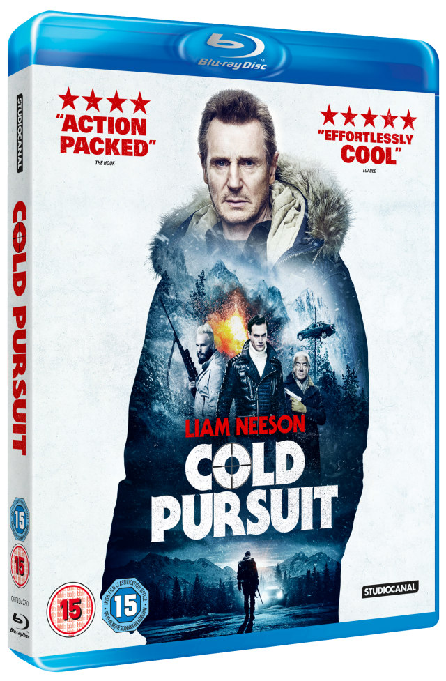 cold pursuit bluray