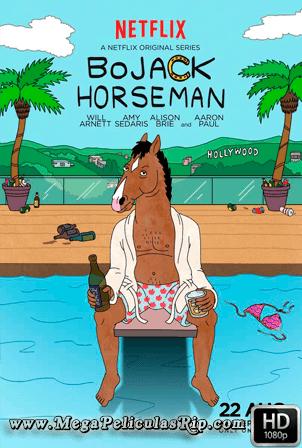 BoJack Horseman Temporada 1 [1080p] [Latino-Ingles] [MEGA]