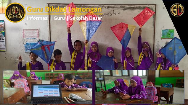 15 Menit Pertama Kelas 3 SD Negeri Bantengputih Terapkan Literasi Baca
