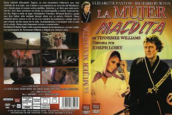 Carátula: La mujer maldita (1968)(Boom)