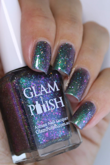 Glam Polish I Just Can't Wait to be King
