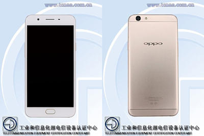 OPPO A59s Leaks; Sports 4GB RAM and 16MP Selfie Shooter