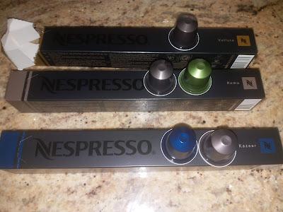 קפסולות הקפה של נספרסו - ללא גלוטן