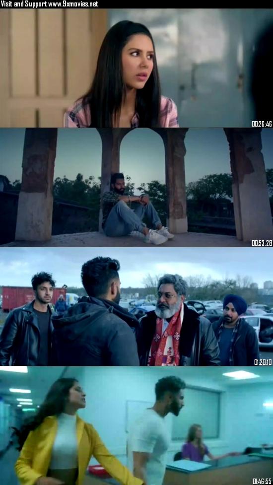 Jinde Meriye 2020 Punjabi 720p 480p HDTV x264 Full Movie