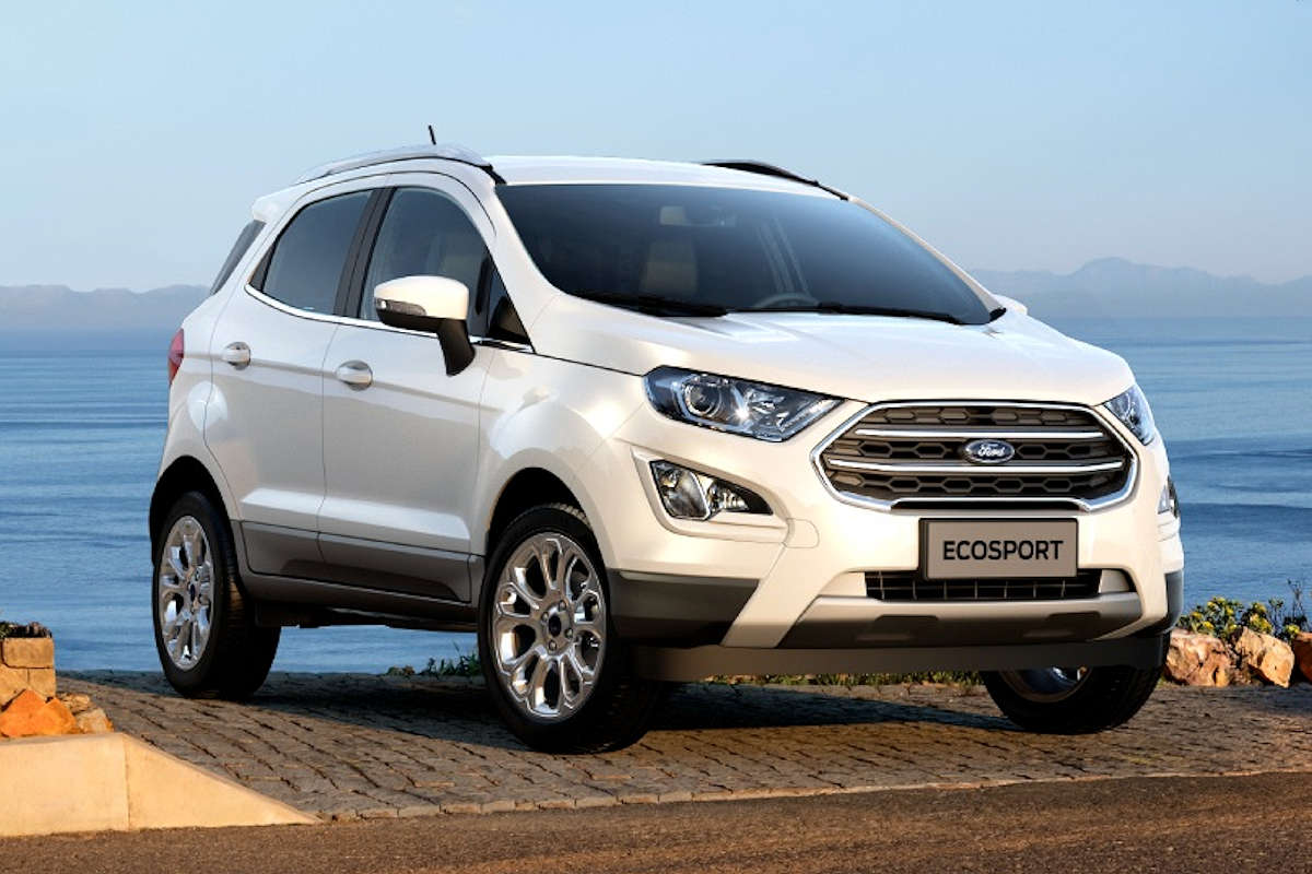 Ford Philippines Adds New Variant In Ecosport Line Up Carguide Ph Philippine Car News Car Reviews Car Prices