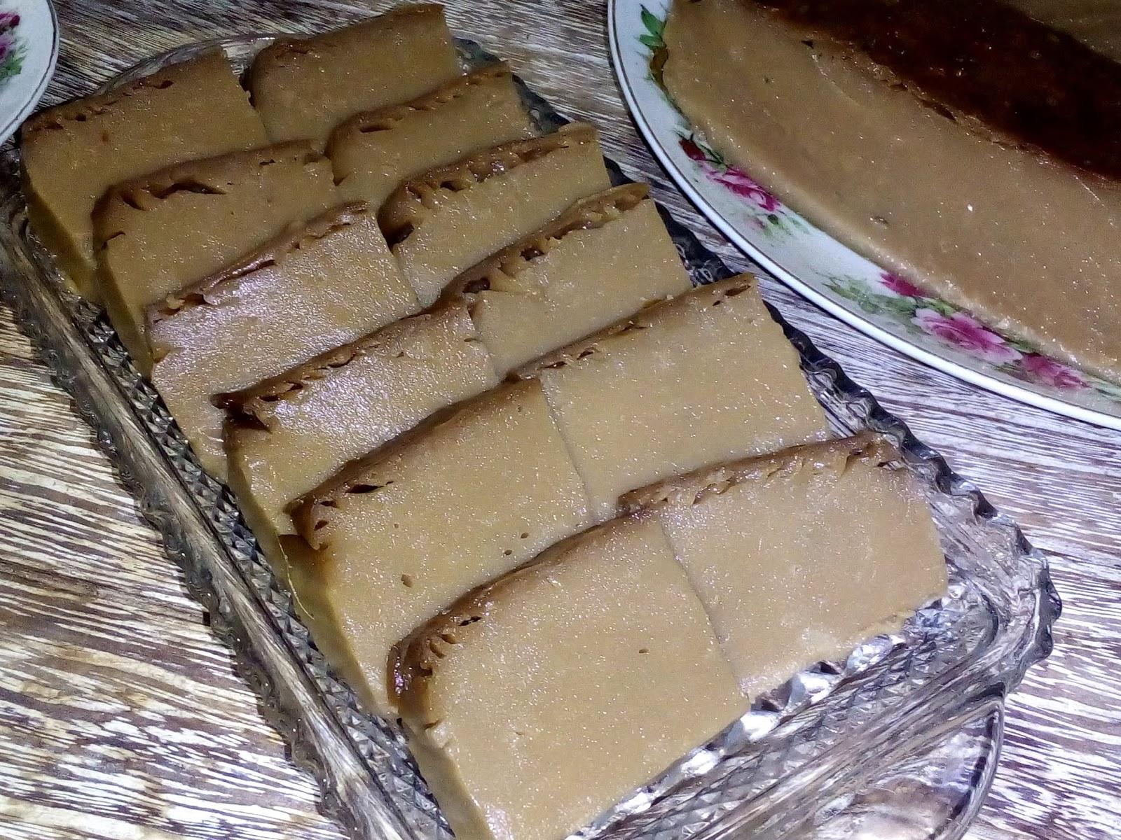 bingka tepung beras azie kitchen hybrid art Resepi Kuih Bingka Gula Merah Enak dan Mudah