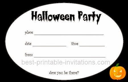 printable halloween invitations templates vatoz atozdevelopment co