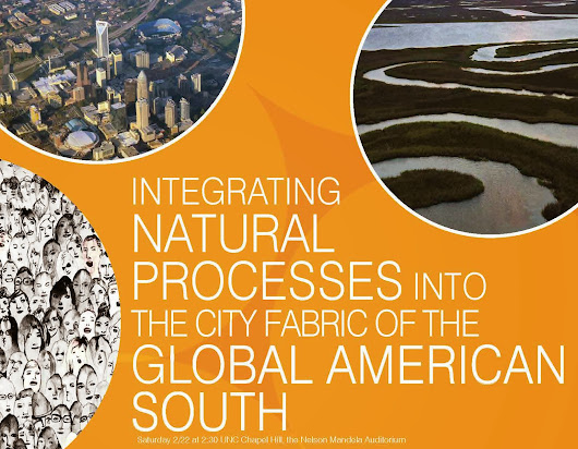(a) biotic  design  studio: Integrating Natural Processes into the City Fabric of the Global American South