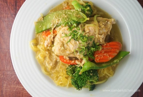 The BEST Recipes for Slow Cooker Chicken Curry found on SlowCookerFromScratch.com