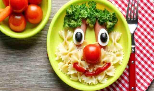 Pasta recipes for children
